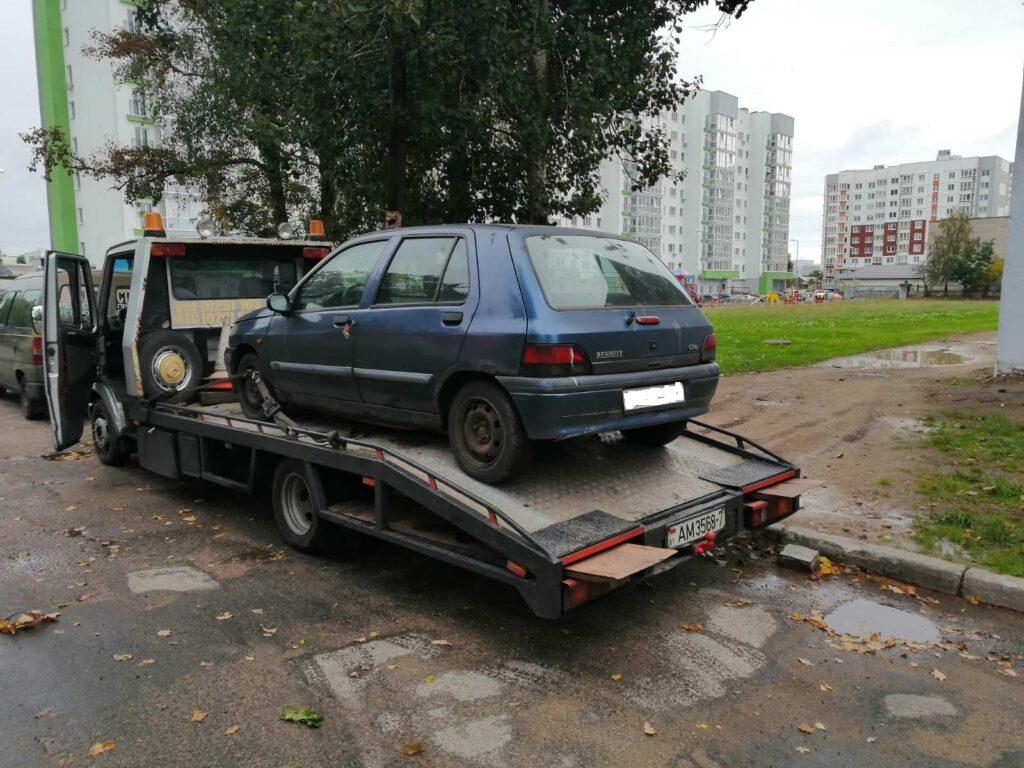 эвакуатор Минск evak-24.by